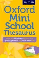OXF MINI SCHOOL THESAURUS 2016