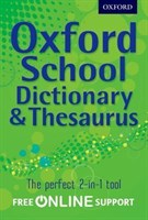 OXF SCHOOL DICTIONARY & THES PB 2012