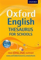 OXF ENGLISH THES FOR SCHOOLS HB 2012