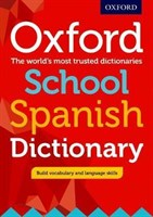 OXF SCHOOL SPANISH DICTIONARY PB 2017