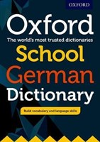 OXF SCHOOL GERMAN DICTIONARY PB 2017