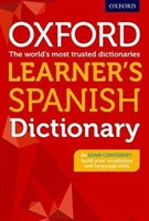 OXF LEARNER'S SPANISH DICTIONARY PB 2017