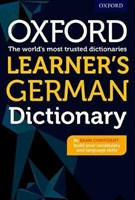 OXF LEARNER'S GERMAN DICTIONARY PB 2017