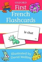 OXF FIRST FRENCH FLASHCARDS