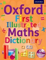 OXFORD FIRST ILLUSTRATED MATHS DIC PB