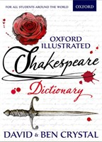 OXF ILLUSTRATED SHAKESPEARE DICTIONARY