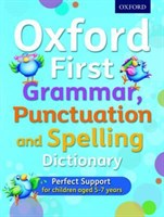 OXF FIRST GRAMMAR, PUNCT & SPELLING DICTIONARY