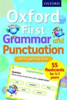OXF FIRST GRAMMAR AND PUNCTUATION FLASHCARDS