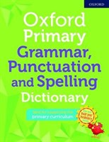 OXF PRIMARY GRAMMAR, PUNCT & SPELLING DICTIONARY