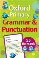 OXF PRIMARY GRAMMAR & PUNCTUATION FLASHCARDS