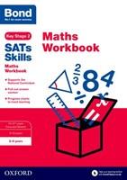 BOND SATS SKILLS MATHS REASON WBK 8-9