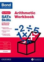 BOND SATS SKILLS ARITH WBK 8-9