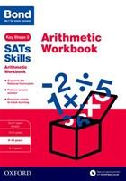 BOND SATS SKILLS ARITH WBK 9-10