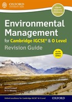 Igcse & O Lev: Environment Management Rg