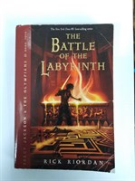 The Battle of the Labyrinth Paperback