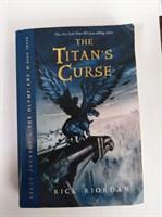 Percy Jackson and the Olympians, Book Three the Titan's Curse (Percy Jackson & the Olympians) Paperback
