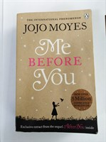 Me Before You: The international bestselling phenomenon Paperback