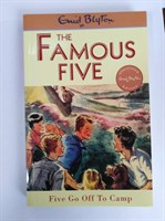 Five Go Off To Camp (Famous Five) Paperback