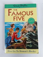 Five Go To Demon's Rocks: Book 19 (Famous Five) Paperback