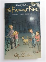 Five Get Into Trouble: Book 8 (Famous Five) Paperback