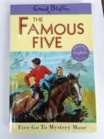Famous Five: Five Go To Mystery Moor : Book 13 (Famous Five) Paperback
