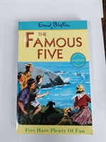 Famous Five: Five Have Plenty Of Fun : Book 14 (Famous Five) Paperback
