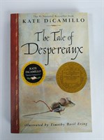 The Tale of Despereaux: Being the Story of a Mouse, a Princess, Some Soup and a Spool of Thread Paperback