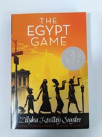 The Egypt Game Paperback
