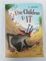 Five Children and It (Vintage Children's Classics) Paperback