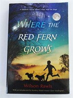 Where the Red Fern Grows: The Story of Two Dogs and a Boy Paperback