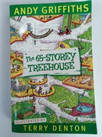 The 65-Storey Treehouse (The Treehouse Series) Paperback