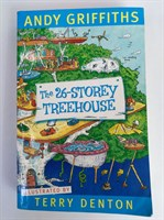 The 26-Storey Treehouse (The Treehouse Series) Paperback