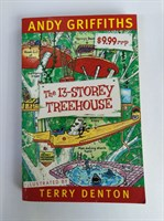 13-Storey Treehouse Paperback (The Treehouse Series) Paperback