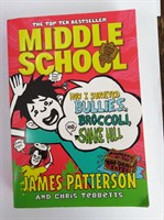 Middle School: How I Survived Bullies, Broccoli, and Snake Hill: (Middle School 4) Kindle Edition