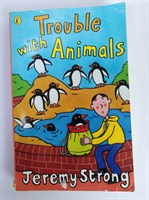Trouble with Animals: WITH Dogs Are Different Paperback