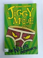 The Killer Underpants (Jiggy McCue) Paperback