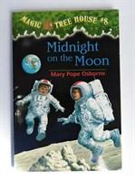 Magic Tree House 08 Midnight on the Moon
