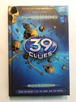 The Maze of Bones (The 39 Clues) (Hardcover)