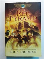 The Red Pyramid (Kane Chronicles) Hardcover