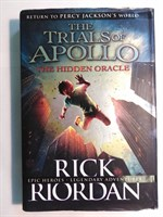 The Hidden Oracle (The Trials of Apollo Book 1) Hardcover