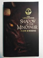 Shadow Of The Minotaur: Legendeer 1 (The Legendeer) Paperback