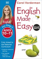 Ages 10-11 Key Stage 2 English Made Easy Workbooks