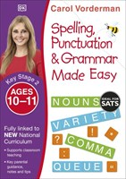 Ages 10-11 Key Stage 2 Spelling, Grammar and Punctuation