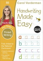 Ages 5-7 Key Stage 1 Printed Writing