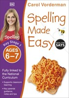 Ages 6-7 Key Stage 1 Spelling Made Easy