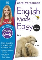 Ages 8-9 Key Stage 2 English Made Easy Workbooks