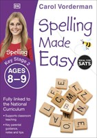Ages 8-9 Key Stage 2 Spelling Made Easy