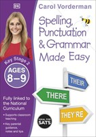 Ages 8-9 Key Stage 2 Spelling, Grammar and Punctuation