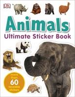 Animal  Ultimate Sticker Books