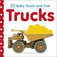 Baby Touch and Feel Trucks